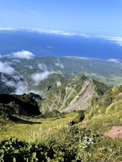 利尻島と礼文島(利尻富士登山)