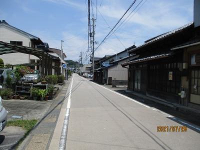電車とバスで行く東海道五十三次 郵便局風景印の旅(2)(沼津宿~藤枝宿)