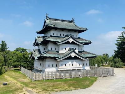 日本の最後の白地図を埋める旅東北編3