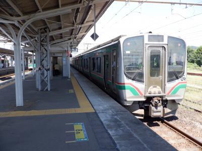 L AUG 2021  テツ旅Ⅱ・・・・・③東北本線Ⅲ