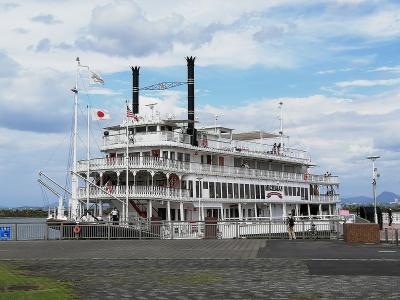 東京から琵琶湖まで行きミシガンクルーズに乗って日帰り