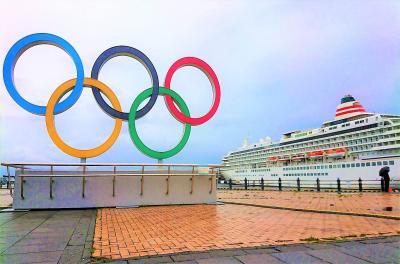 TOKYO2020オリンピック男子サッカー決勝日 無観客試合になったけど、オラは横浜へ行く!