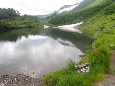 北海道ツーリング 26日目 大雪高原温泉沼めぐりコースを歩きました。