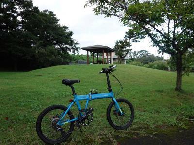 自転車でGO!早朝バージョン&ポタリング =富士市内(14)=2021.08.03