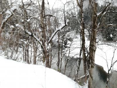 冬の只見線へ(1)