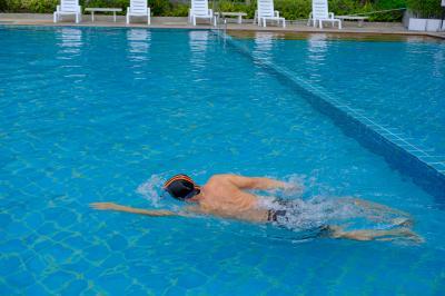 パタヤ生活2021年9月(上)今月から水泳とゴルフの練習ができる嬉しさ