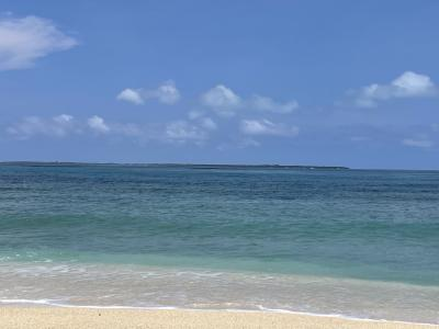 真夏の八重山諸島 夏旅2021 黒島&西表島編