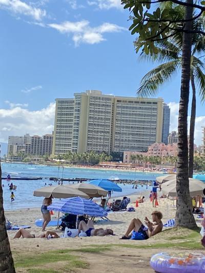 JJおばー君 ハワイのコロナ禍の数日