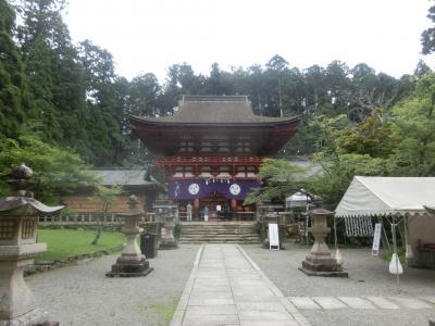 2021夏 関西5:世界遺産 高野山奥之院、丹生都比売神社、慈尊院