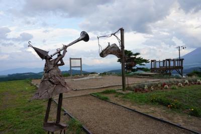 夏の終わりの高原リゾートを楽しむ3日間♪ (前編)小諸懐古園で昔を偲び、嬬恋プリンスでフレンチを!