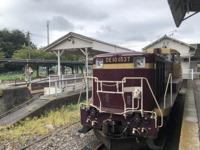 鉄印の旅(10わたらせ渓谷鉄道)