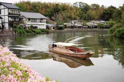 島根の旅②ー松江へ