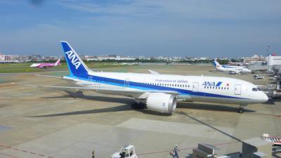 ANA国際線用機材搭乗目的 札幌1泊2日旅【ANAラウンジ利用&飛行機ウォッチング編】
