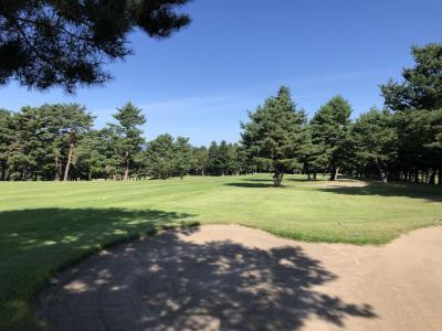 青森でゴルフ
