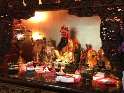 山手線で巡る海外旅行/しばし台湾気分に浸れる大久保にある東京媽祖廟へ