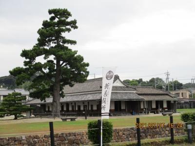 電車とバスで行く東海道五十三次 郵便局風景印の旅(3)(島田宿~新居宿)