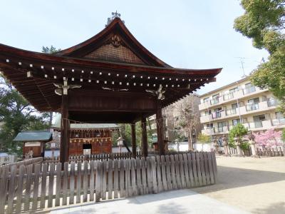 京都 淀 與杼神社 & 稲葉神社(Yodo Shrine & Inaba Shrine, Yodo, Kyoto, JP)