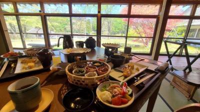 星野リゾート青森屋と十和田市現代美術館の旅
