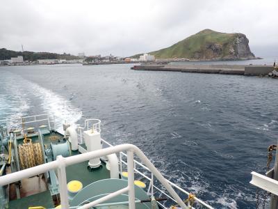北海道ツーリング 30日目 利尻島から礼文島へ移動しました。