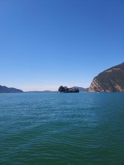 北イタリア イゼオ湖