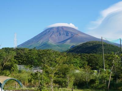サザエとマスオ おしゃれキャンパーを目指せ#13 富士山2合目キャンプ
