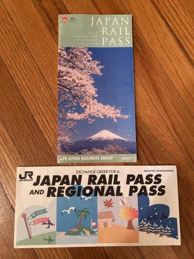 日本列島横断ジャパンレールパスの旅 2021 [1]『プロローグ☆アメリカからの一時帰国』と『札幌→函館』編