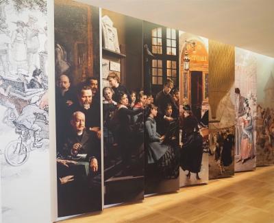 再開したミュゼ・カルナヴァル  パリの歴史物語(2)