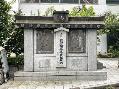 江戸歌舞伎発祥之地