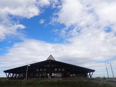 北海道ツーリング 34日目 「ワッカ原生花園」に寄って網走に行きました。