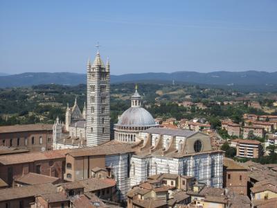 イタリアの小さな村を訪ねる旅(5-1) シエナ