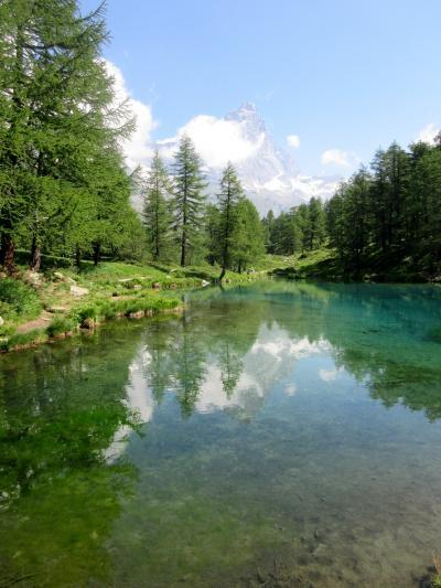 イタリアの小さな村を訪ねる旅(2-2) チェルビニア・グレッソネイ・スタッファル