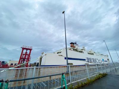 コロナに注意しながらの家族旅行第二弾 その1 30年ぶりの津軽海峡