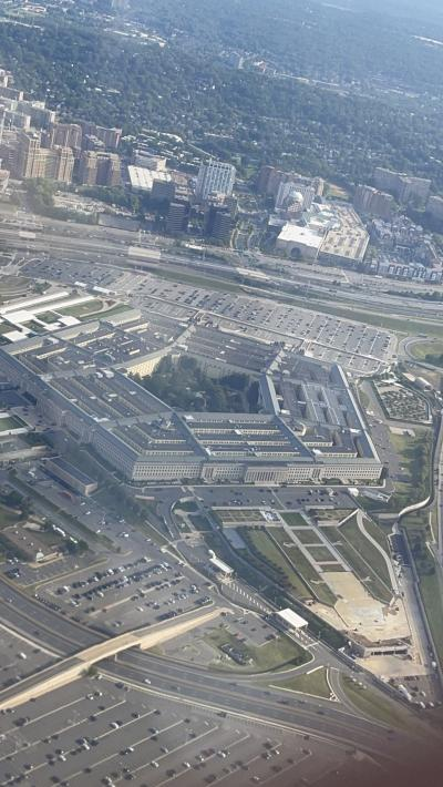 アメリカン航空で行くロナルド・レーガン・ワシントン・ナショナル空港 ~ラガーディア空港
