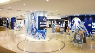 ANA国際線用機材搭乗目的 札幌1泊2日旅【新千歳空港4F オアシス・パーク内など散策編】