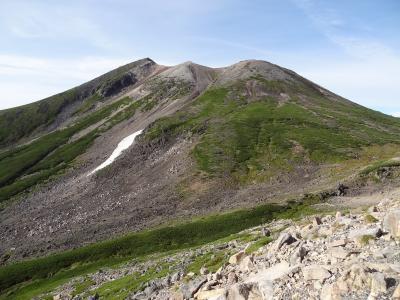 乗鞍高原 山と温泉旅・その3.月例登山報告/乗鞍岳。