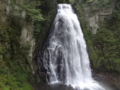 乗鞍高原 山と温泉旅・その4.番所大滝トレッキング&ビーフシチュー。
