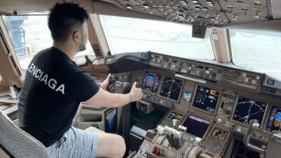 アメリカン航空777-300ERで行くマイアミ!席だけファーストクラス JFK-MIA