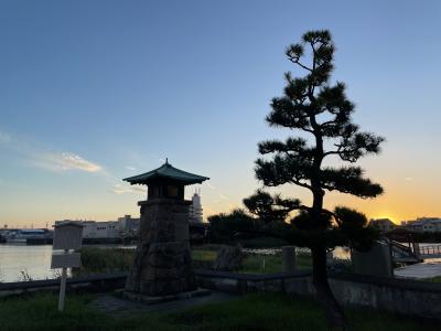 2021年 東海道五十三次・旧街道を歩く-十七日目 (39. 池鯉鮒宿~40.鳴海宿~41.宮宿)