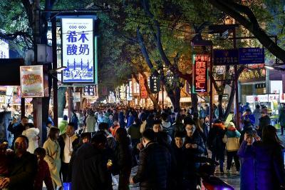 2019年『美女?』を撮りに西安へ(と陝西省歴史博物館・回民街)