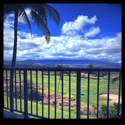The Bay Club @ Waikoloa Beach Resort短期滞在 3日目