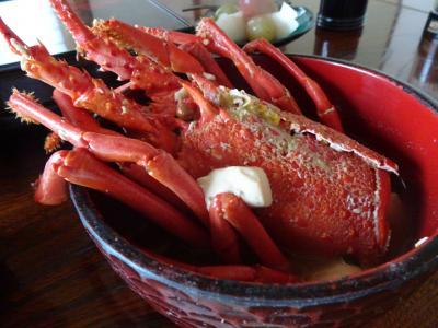 今年も御宿まで伊勢海老を食べに行きま~す 朝食です 6