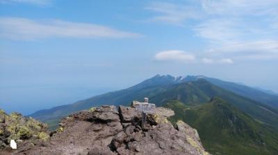 202108北海道旅行 第32回 2日目【羅臼岳登山】