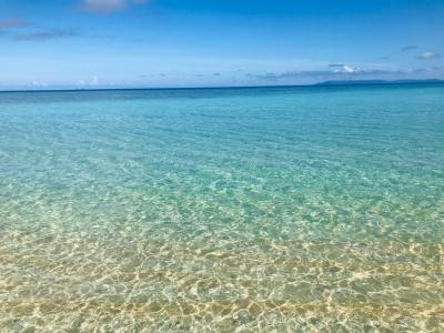 最南端のニシ浜ビーチにはとてつもない絶景が広がっていた