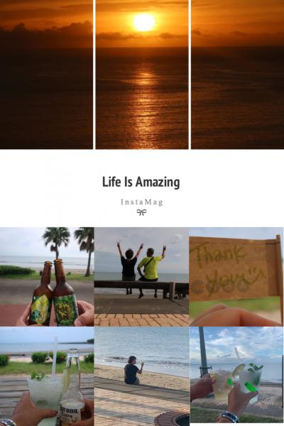 2021年8月 「青島」を満喫な宮崎の夏休み♪「青島ビーチパーク」で飲みまくり~神話の島「青島」をお散歩~お寿司にラーメンも堪能&絶景もネ☆
