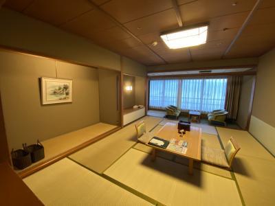 熊野三山と熊野古道 願いを込めて*2*ホテル浦島日昇館和室(禁煙太平洋側)