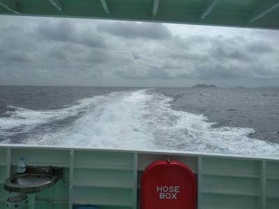 離島巡り(伊平屋島&阿嘉島)10日間の旅~6日目 1年振りn,m姉さん達&4年振りKさんと阿嘉島で再会