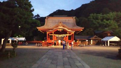 夕方から、夜の鎌倉を徘徊する☆