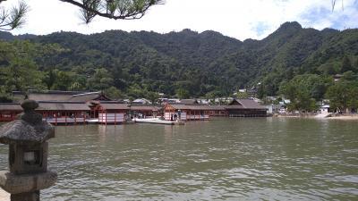 旅行体験記2021~宮島(廿日市)~修学旅行又は7年ぶりの宮島、神社と美味しいグルメ、鹿がお出迎え~