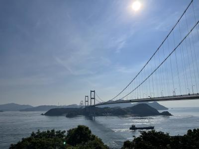 サイクリング 大三島!