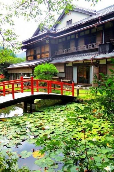 大阪で重要文化財に泊まる旅